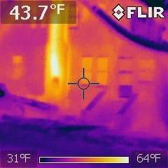 Infrared Scans Kansas City Attic Insulation