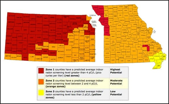 Gic Is Now Certified To Test For Radon Kansas City