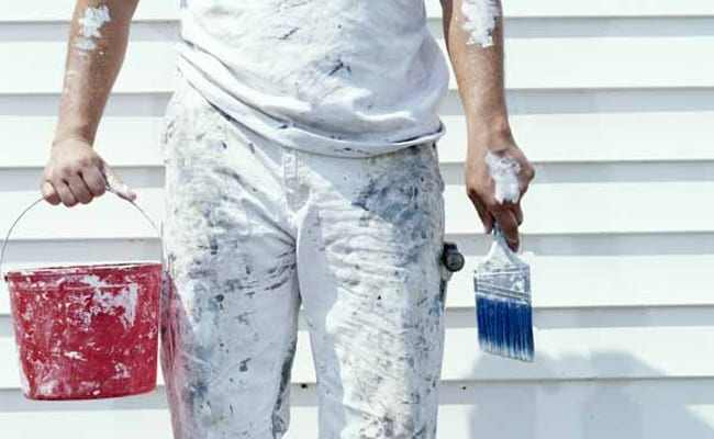 Start Fall Off By Painting Your Home