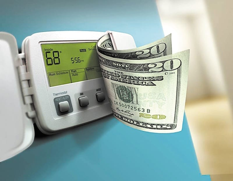 Make an investment in your utility bill.