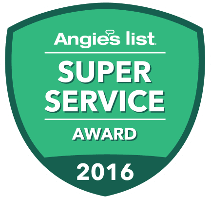 Our Customers helped us win the Super Service Award!